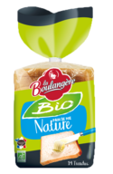 Pain de mie Bio nature