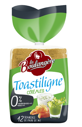 Toastiligne Multi-Grain Sliced Bread