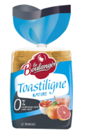 Pain de mie Toastiligne nature