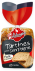 Tartines Campagne